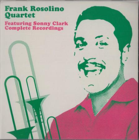 Frank Rosolino Quartet Complete recordings