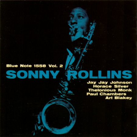 Sonny Rollins Volume Two