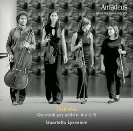 Quartetti per archi n. 4 e n. 6