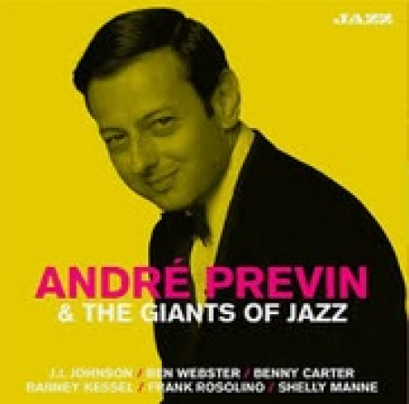 André Previn & the giants of jazz