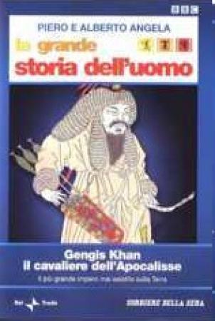 Gengis Khan, il cavaliere dell'Apocalisse [Videoregistrazione]