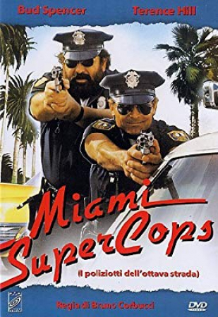 Miami Supercops [Videoregistrazione]
