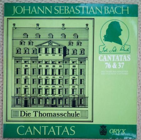Cantatas 76 & 37