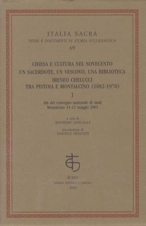 1: Atti del convegno nazionale di studi, Montalcino, 11-12 maggio 2001