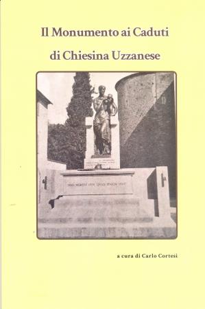 Il Monumento ai caduti di Chiesina Uzzanese