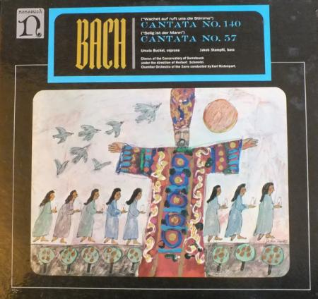 Wachet auf, ruft uns die Stimme BWV 140