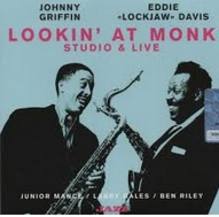 Lookin' at Monk (studio & live)