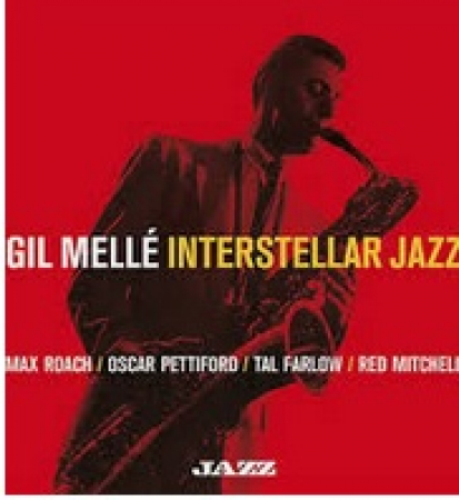 Gil Mellé: interstellar jazz