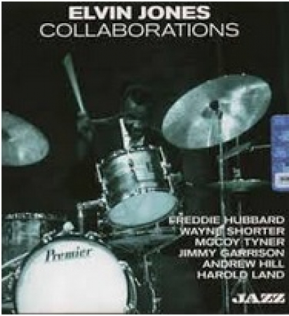 Elvin Jones: collaborations