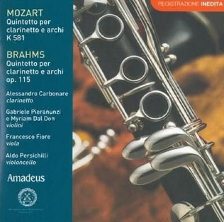 Quintetti per clarinetto e archi