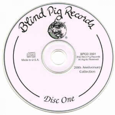 1: Blind Pig Records 20th Anniversary Collection