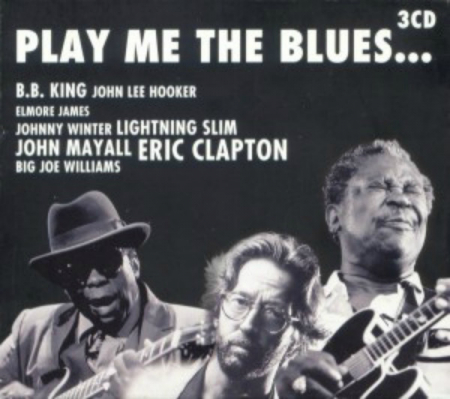 Play me the blues