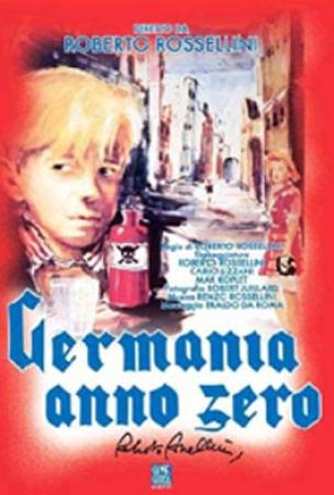 Germania anno zero [Videoregistrazione]