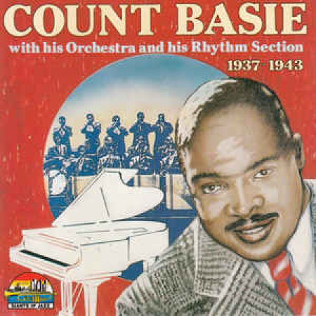 1: Wiht his orchestra and his rhythm section 1937-1943