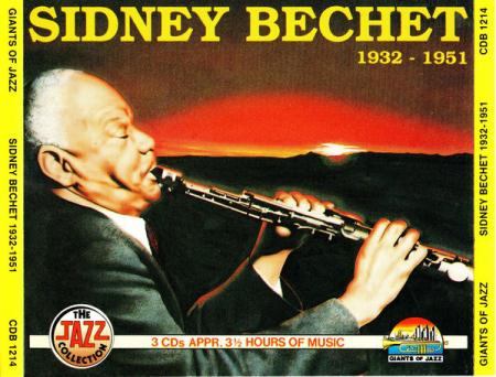 Sidney Bechet 1932 - 1951
