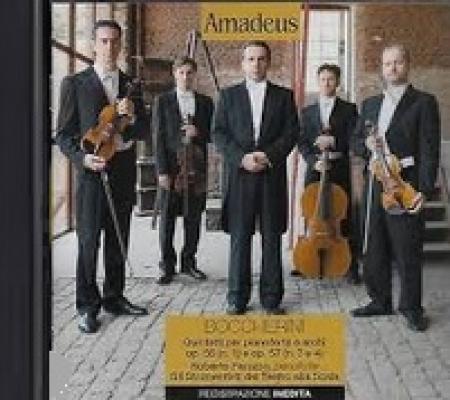 Quintetti per pianoforte e archi dall'op. 56 e op. 57