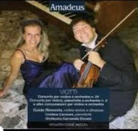 Concerto per violino e orchestra in si minore n. 24