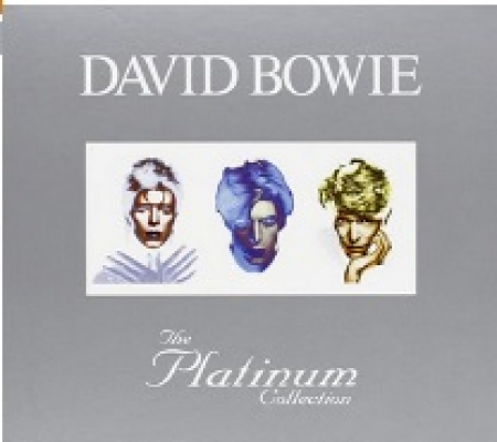 David Bowie : the platinum collection