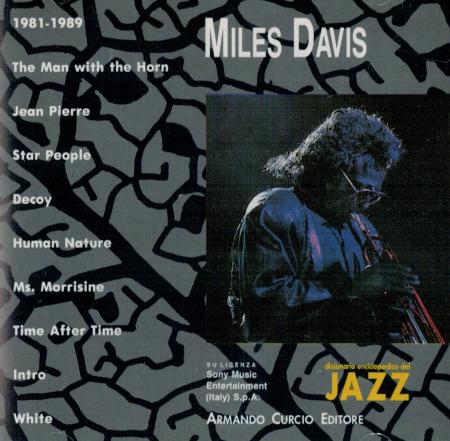 Miles Davis 1981-1989 [Audioregistrazione]