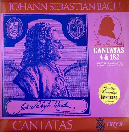 Cantatas 4 & 182