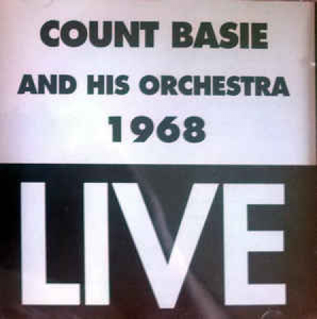 Count Basie and his orchestra 1968