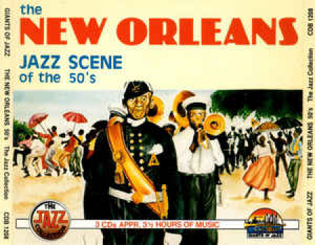 The New Orleans Jazz Scene Of The 50's