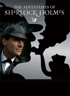 The Adventures of Sherlock Holmes. Stagione 1 DVD 1: Uno scandalo in Boemia