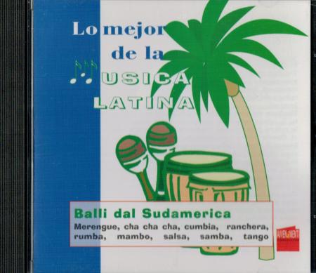 Lo mejor de la musica latina