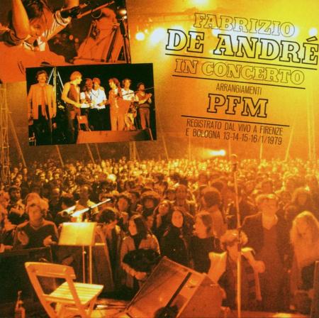 Fabrizio De André [Audioregistrazione]