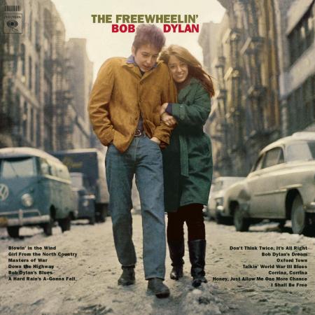 The freewheelin' [Audioregistrazione]