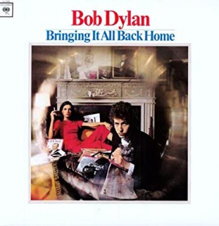 Bringing it all back home [Audioregistrazione]