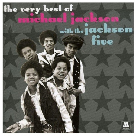 The very best of Michael Jackson with the Jackson five [Audioregistrazione]
