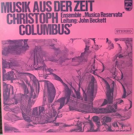 4: Musik aus der zeit Christoph Columbus