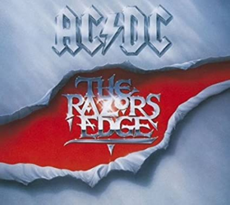 The razors edge [Audioregistrazione]