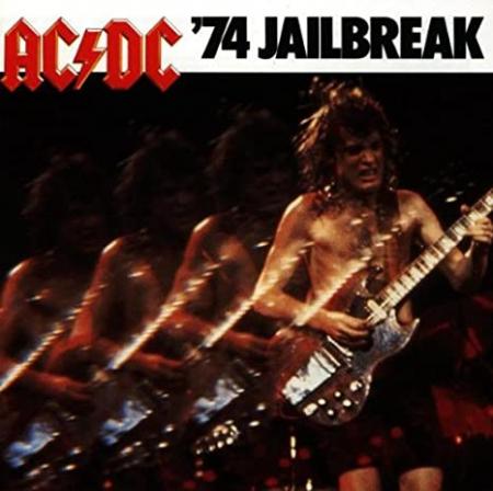'74 jailbreak [Audioregistrazione]