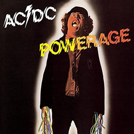 Powerage [Audioregistrazione]