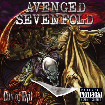 City of evil [Audioregistrazione]