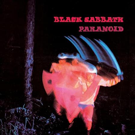 Paranoid [Audioregistrazione]