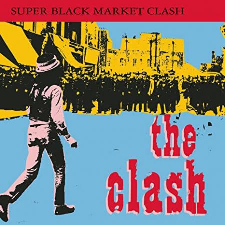 Super black market clash [Audioregistrazione]