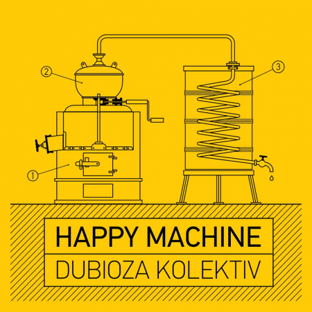 Happy machine [Audioregistrazione]