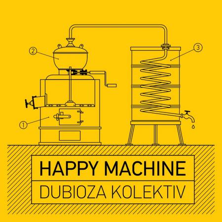 Happy machine [Audioregistrazione]