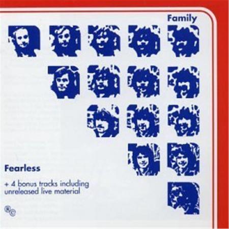 Fearless [Audioregistrazione]