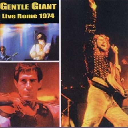 Live Rome 1974 [Audioregistrazione]