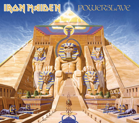 Powerslave [Audioregistrazione]