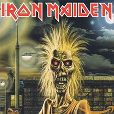 Iron Maiden [Audioregistrazione]