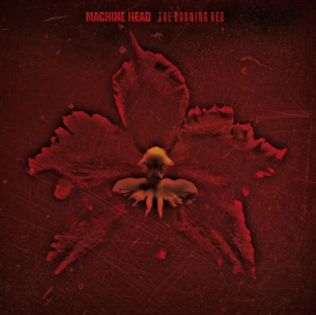 The burning red [Audioregistrazione]