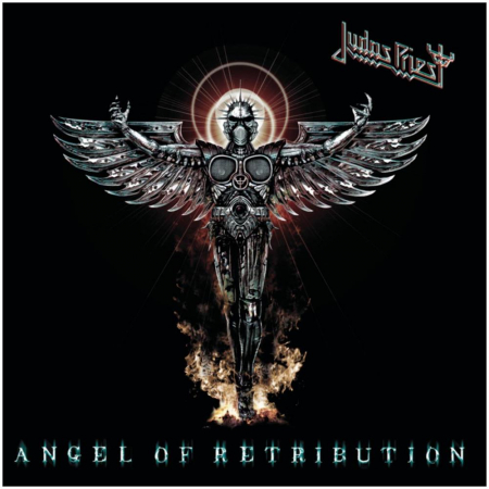 Angel of retribution [Audioregistrazione]