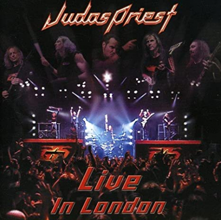 Live in London [Audioregistrazione]