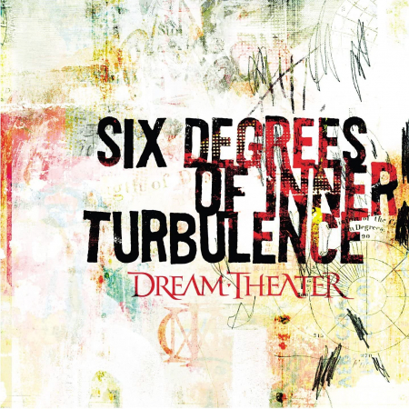 Six degrees of inner turbulence [Audioregistrazione]