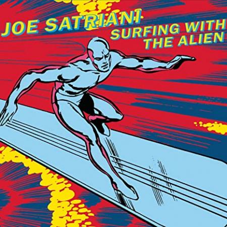 Surfing with the alien [Audioregistrazione]